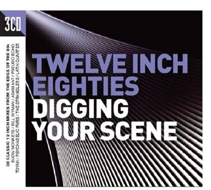 Twelve Inch 80's: Digging Your Scene (Import 3 CD set)