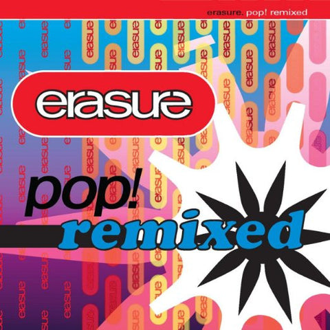Erasure - Pop! Remixed Import