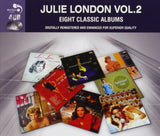 Julie London vol. 2 - 8 Classic Albums Box set (remastered) CD