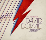 Many Faces of David Bowie - 3CD (Covers by Iggy Pop, The McCoys, Chuck Berry, Chic, and more!)