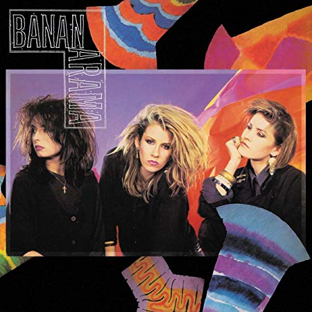 Bananarama - (Self Titled) Colored PURPLE Vinyl - Import LP