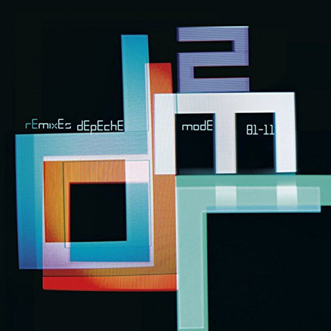 Depeche Mode - REMIXES 2:  81-11  (CD)