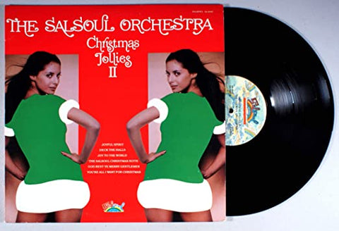 The Salsoul Orchestra -  Christmas Jollies II (vol.2) Used LP Vinyl
