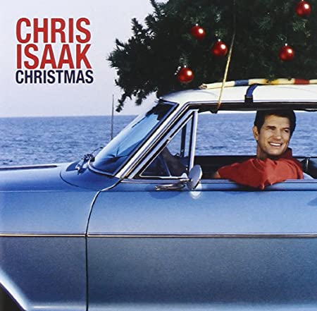 Chris Isaak - CHRISTMAS - Used CD