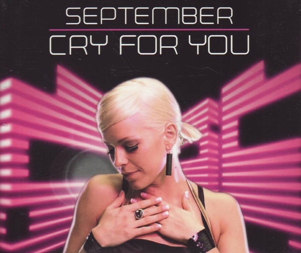 September Cry For You (2 Track UK) CD single