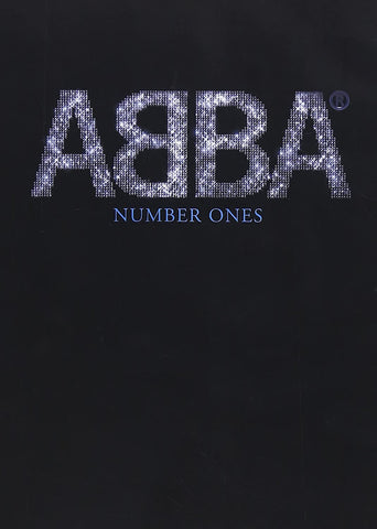 ABBA  - Number Ones DVD (Used) Like New