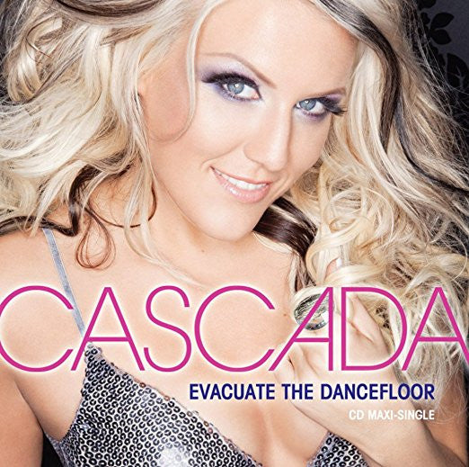 Cascada - Evacuate The Dancefloor - CD Maxi-Single