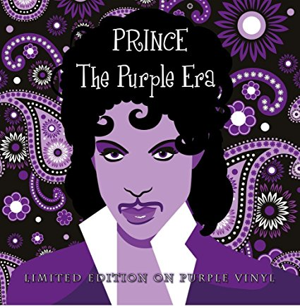 PRINCE - The Purple Era - The Very Best Of 1985-'91 LP Vinyl (Colored)