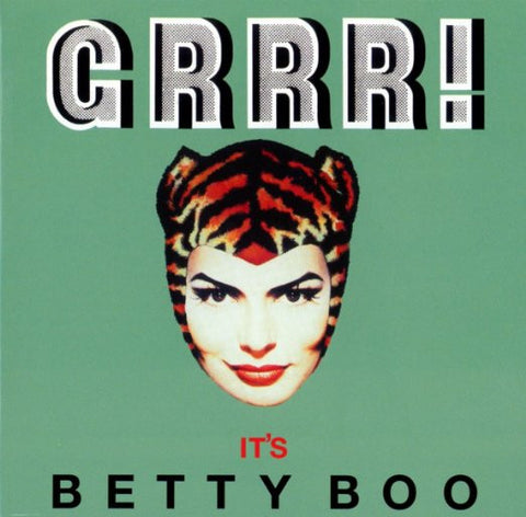 Betty Boo - GRRR! It's Betty Boo (2016 Deluxe 2 CD)