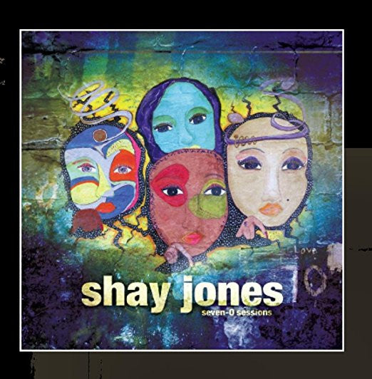 Shay Jones - Seven-O Sessions - Import DJ Promo Single