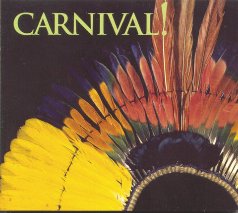 Carnival (1997 Rainforest Benefit CD) - Madonna (Freedom) + Various artist