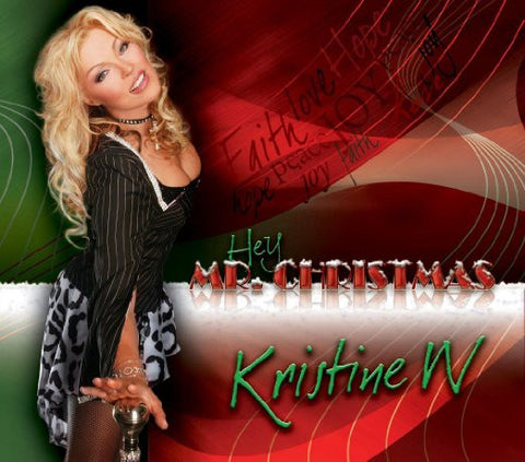 Kristine W. Hey Mr. Christmas EP
