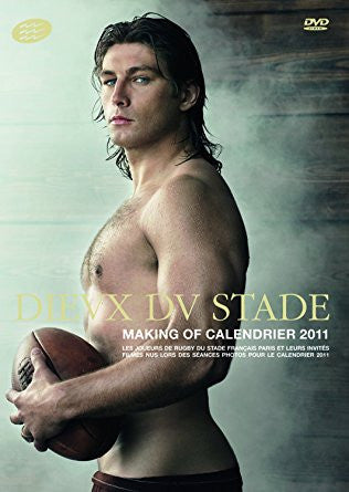 Dieux Du Stade DVD -Making of the Calendar 2011