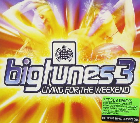 Big Tunes 3 (Living for the Weekend)