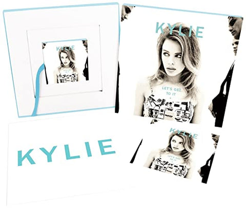Kylie Minogue Let's Get to It: Collector's Edition Box Set LP/2xCD/DVD
