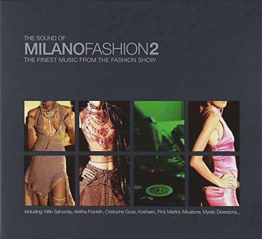 Milano Fashion vol.2  (2 CD set) Import