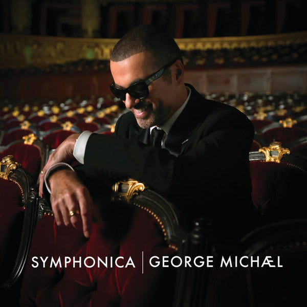 George Michael - Symphonica (LIVE) CD