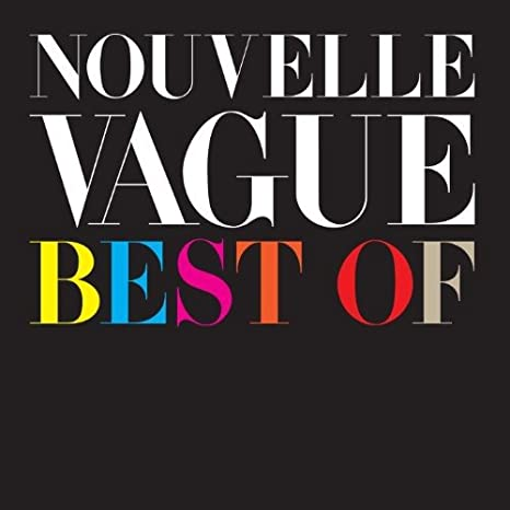 Nouvelle Vague- Best Of Promo CD - Used