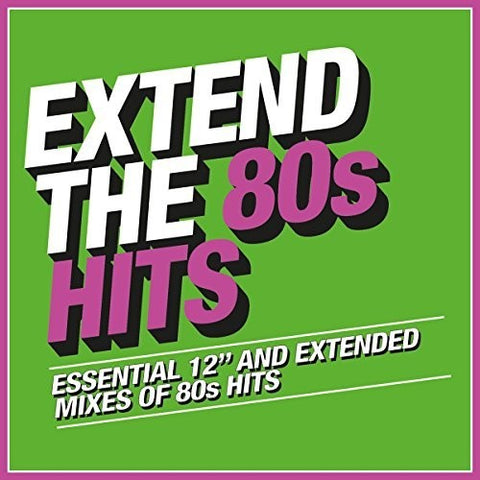 Extend The 80s Hits (3CD) import