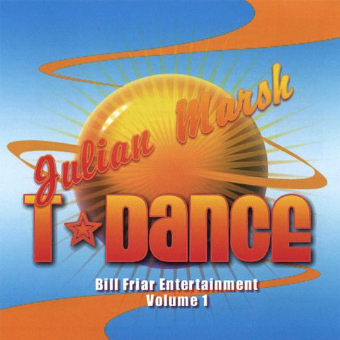 T-Dance mixed by Julian Marsh CD (New)