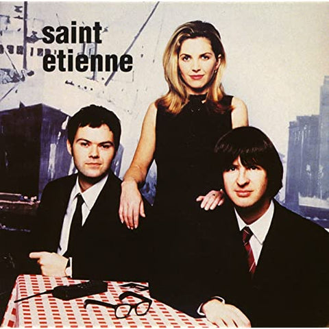 Saint Etienne - TIGAR BAY (1994) Used CD