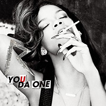 Rihanna - You Da One (Import CD single)