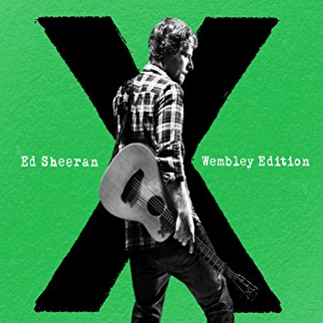 Ed Sheeran - Wembley Edition X CD + DVD