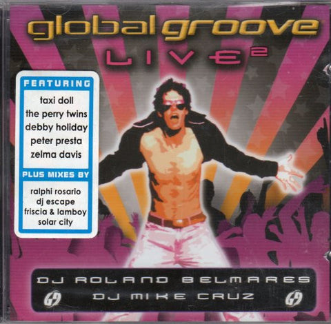 Global Groove Live 2 - CD  New
