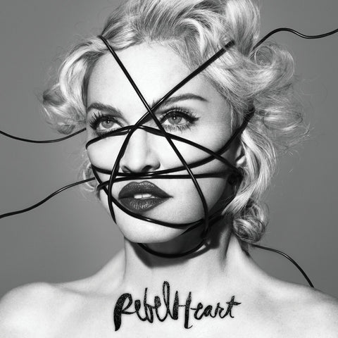 MADONNA - REBEL HEART (VINYL 2LP)