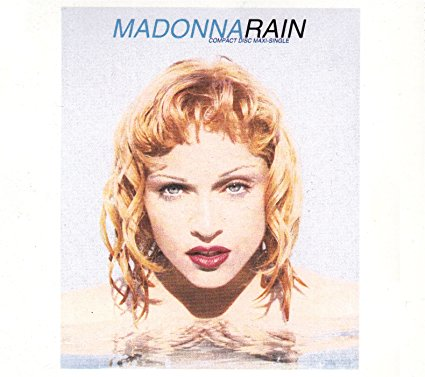 Madonna -Rain / Up Down Suite / Waiting  USA Maxi  CD Single (NEW)