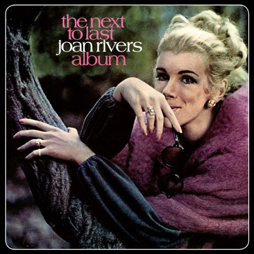 Joan Rivers - The Next to last Album   CD (RSD) New