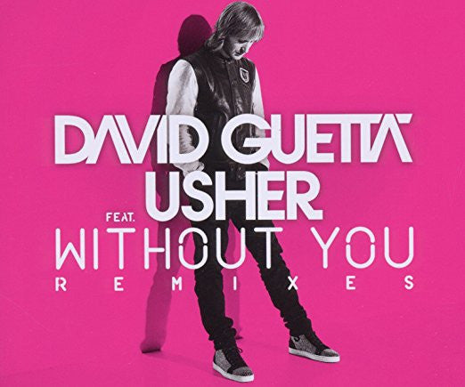 David Guetta ft. Usher - Without You: Remixes - Import CD Maxi-Single