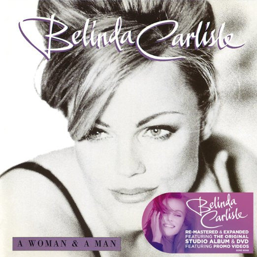 Belinda Carlisle - A Woman & A Man Expanded Edition 3Disc set - Import