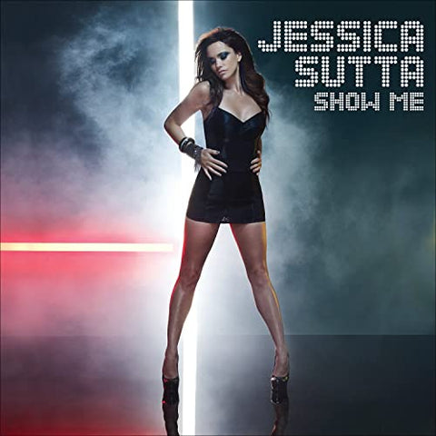 Jessica Sutta - Show Me (REMIXES) Promo only CD single - used