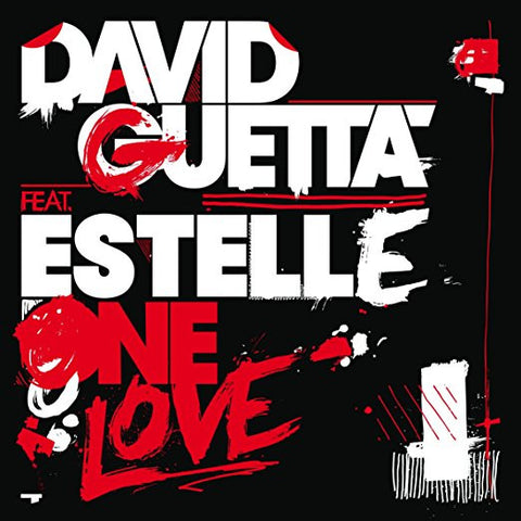 David Guetta ft. Estelle - One Love: Remixes - Import CD Maxi-Single