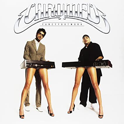 Chromeo - Fancy Footwork Used CD