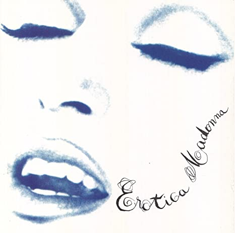 Madonna -Erotica (Used CD Like New ) BMG release.