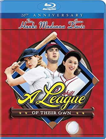 A League of Their Own - 20th Anniversary Edition Blu-ray