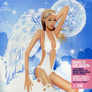 Various - HedKandi Presents: Disco Heaven - Import 2CD