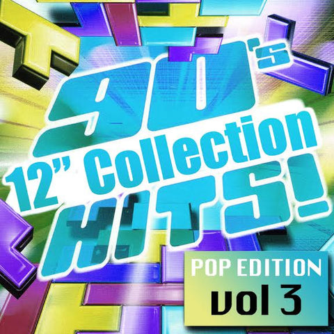 90's 12 Vol. 3 (Billie Ray Martin, Ace of Base) CD