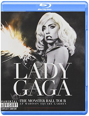 Lady GAGA - Monster Ball Tour at Madison Square Garden Blu-ray