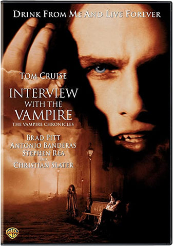 Interview with the Vampire: The Vampire Chronicles DVD (New)