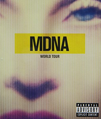 MADONNA - MDNA World Tour DVD (New)