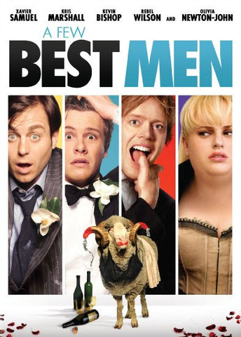 A Few Best Men DVD (comedy) Olivia Newton-John Rebel Wilson