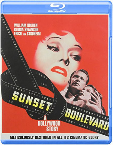Sunset Boulevard - Blu-Ray (SALE)