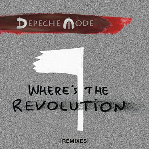 Depeche Mode - Where's The Revolution - Official Remix CD Single