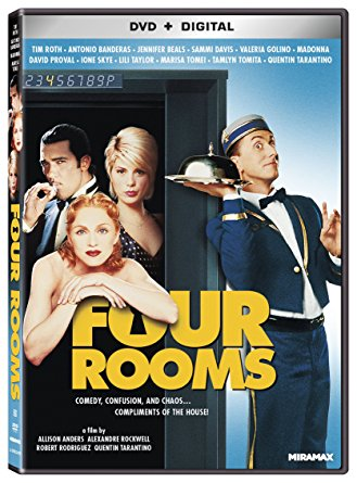 Four Rooms DVD (Madonna)