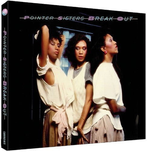 Pointer Sisters - Break Out (2 CD Import) Remastered + Expanded - New