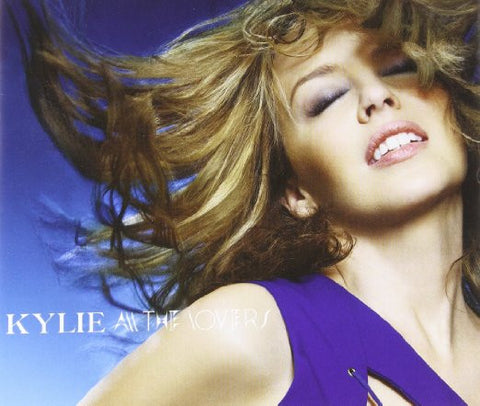 Kylie Minogue - All the Lovers CD Single, Import