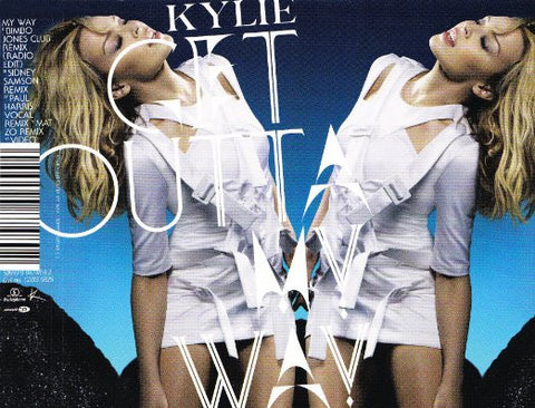 Kylie Minogue - Get Outta My Way Pt.2 Import